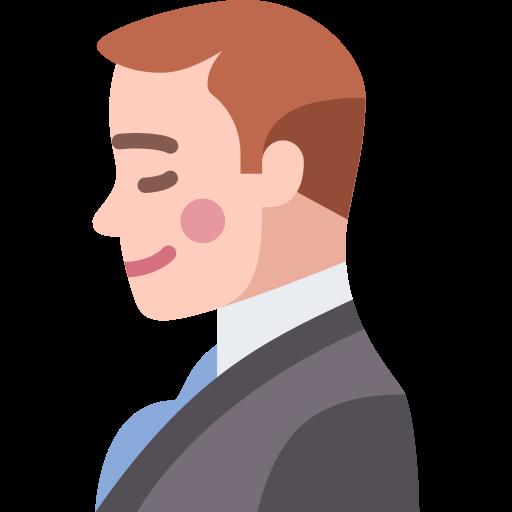 Groom hair icon
